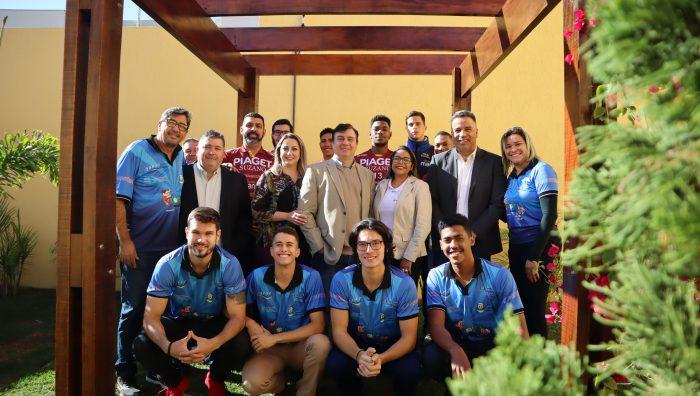 Suzano participa de inauguração de instituto social