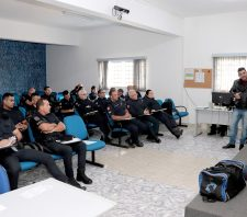 Agentes da GCM de Suzano participam de capacitação para auxílio no trânsito