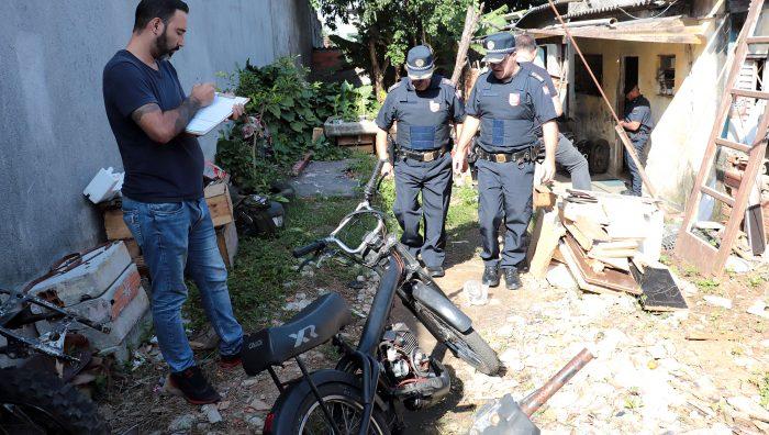 GCM e fiscais de Suzano participam de operação conjunta com a Polícia Civil