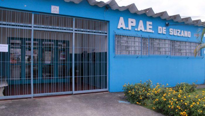 Presidente do Fundo Social e deputado federal Marcio Alvino anunciam R$ 400 mil para Apae de Suzano