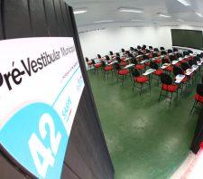 Saspe oferece cem vagas em nova edição do curso Pré-Vestibular