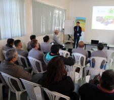 Palestra destaca importância de ações que estimulem preservação e sustentabilidade