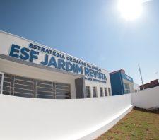 ESF do Jardim Revista será entregue neste sábado