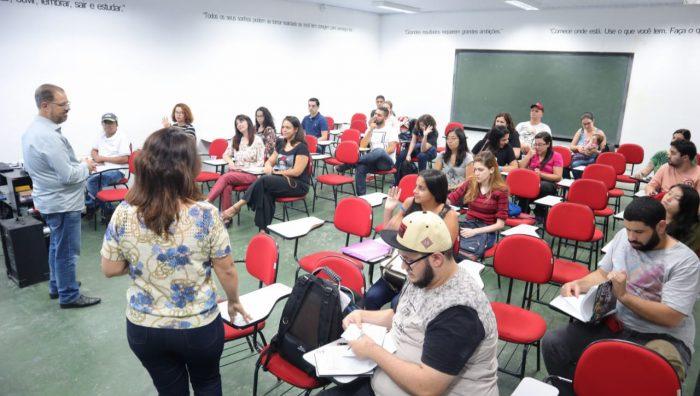 Univesp inicia aulas de Pedagogia, Letras e Matemática em Suzano