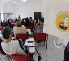 Curso de Promoção de Leitura capacita 40 profissionais da Educação