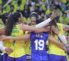 Brasil e Argentina fazem segundo e último amistoso na Arena Suzano nesta terça-feira