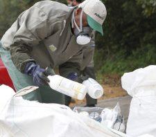 Embalagens vazias de agrotóxicos serão recolhidas em ação gratuita no dia 21