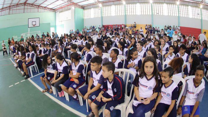 Mais 240 crianças se formam no 'Programa Sementinha'
