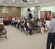 Vigilância Sanitária promove nova palestra sobre proibição de canudos