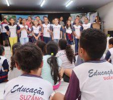 Projeto Boa Energia nas Escolas encerra atividades com evento no Jardim Cacique