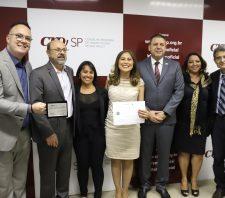 Suzano recebe homenagem em Prêmio Nacional de Saúde Bucal