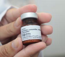 Dia D neste sábado encerra Campanha de Vacinação contra o Sarampo