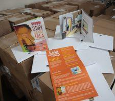 Suzano e Fundação Itaú Social distribuem 17 mil kits com livros na rede municipal de ensino