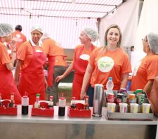 Fundo Social de Suzano participa de evento gastronômico regional