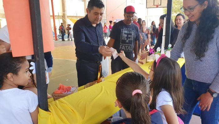 Suzano encerra ações de 2019 do projeto Jovens Empreendedores