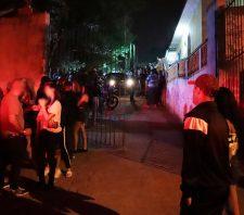 Fiscais de Posturas, GCM e PM flagram 'pancadão' em chácara na Vila Barros