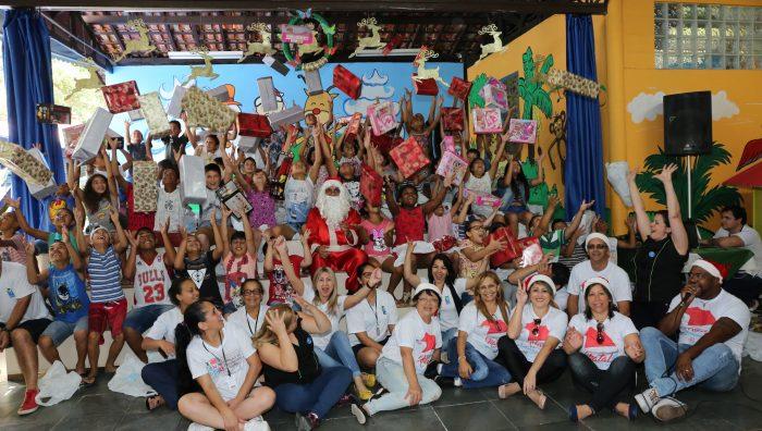 Natal Solidário 2019 busca apadrinhamento para 4 mil crianças