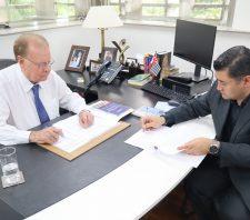 Prefeitura de Suzano dá início às tramitações para licitação das obras da avenida Brasil