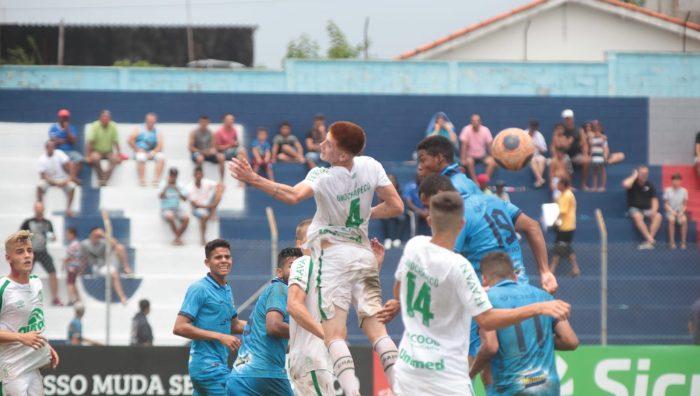 Chapecoense vence no Suzanão e avança à 3ª fase da Copinha