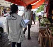 Fiscalização de Posturas interdita comércios irregulares no Jardim Monte Cristo