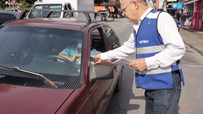 Ações de conscientização no trânsito ganham atenção especial em Suzano