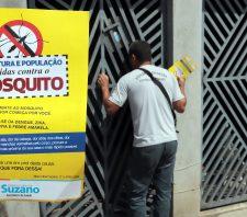 Suzano intensifica ações de combate ao mosquito Aedes aegypti