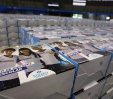 Prefeitura dá início às entregas de kits de uniforme escolar na Arena Suzano