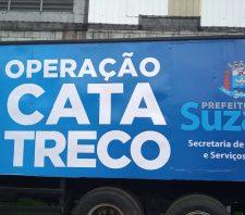 Cata-Treco atende mais seis bairros da cidade