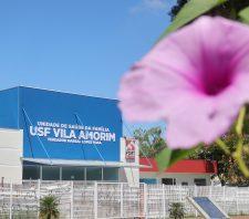 USF da Vila Amorim inicia processo de cadastramento de moradores