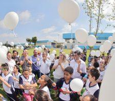 Ato educativo em Suzano enaltece a cultura de paz