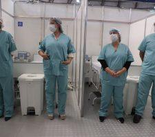Hospital de Quarentena começa a funcionar nesta quinta-feira