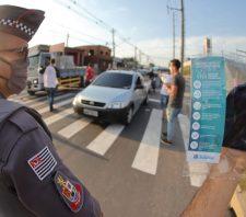 Fundo Social de Suzano dá início à distribuição de máscaras