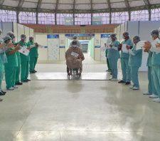 Hospital de Quarentena de Suzano será prorrogado por mais um mês