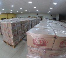 Suzano dá início à distribuição de cestas básicas a partir de segunda-feira