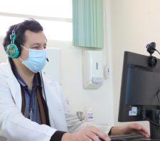 Serviço de telemedicina supera marca de 2 mil atendimentos