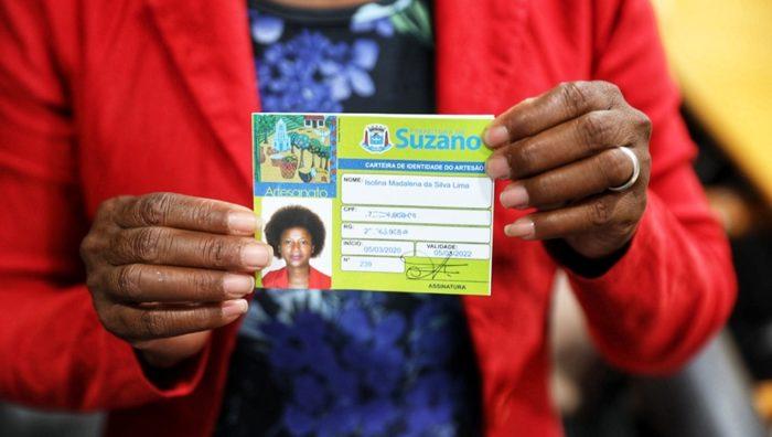 Mais 110 artesãos são habilitados para atuação em Suzano