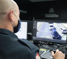 Câmeras da CSI ajudam na prisão de acusados de furto e roubo