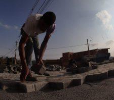 Ruas do Jardim Brasil começam a receber nova pavimentação