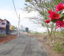 Jardim Nena recebe serviços de melhoria na infraestrutura