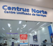 Centrus Norte realiza 258 atendimentos na primeira semana de funcionamento