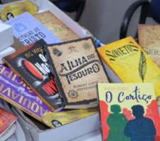 Cultura prepara kits de leitura para vencedores do Concurso de Contos