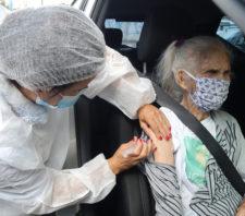 Suzano inicia nova etapa de vacinação contra a Covid-19 nesta terça