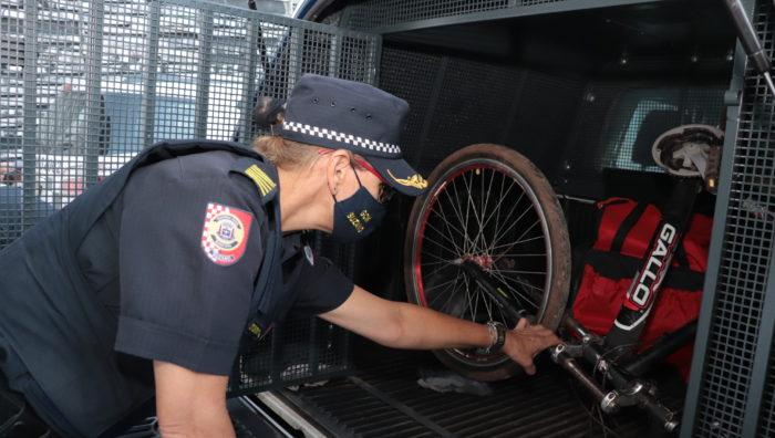 Forças policiais se unem para identificar criminosos