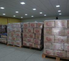 Fundo Social recebe mais 500 quilos de alimentos