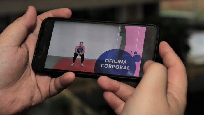 Oficina Corporal promove aulas ao vivo e gratuitas em Suzano
