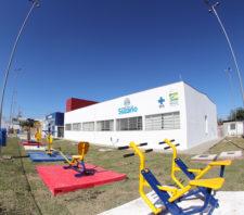 Prefeito acompanha ação de Dia das Crianças na USF Suzanópolis