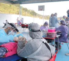 Ação em Saúde Bucal atende 32 crianças no Jardim Margareth
