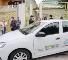 Aamae recebe doação de veículo