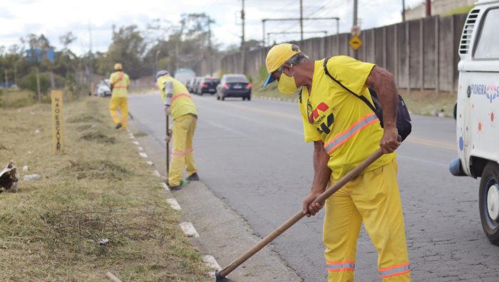 Mutirão de zeladoria vai atender mais cinco bairros em junho