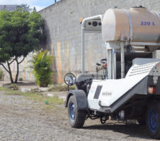 Mutirão de zeladoria retira 93 toneladas de resíduos das ruas